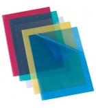 Boîte de 100 pochettes coin grainées polypro