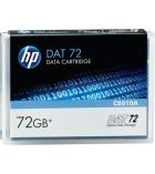 Cartouche data tape DAT72 - HP - 36/72 Go