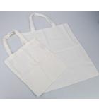 Sac textile shopping à peindre - PEBEO - calicot blanc