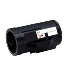 Cartouche laser noire compatible pour Dell 3000 pages - QI-S2810SC - 593-BBMM