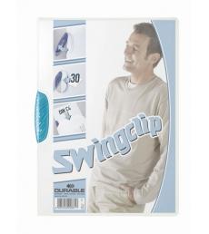Chemise de présentation à clip DURABLE Swingclip - pour A4