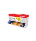 Probox 30 stylos feutres STABILO - Greenpoint - dont 5 gratuits
