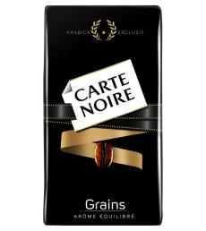 Paquet de café en grain CARTE NOIRE - 100% Arabica - 250g
