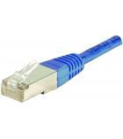 Câble réseau éthernet blindé - 1 mètre