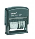 Dateur multiformules TRODAT Ecoprinty 4817B - avec jour en entier - 4 mm