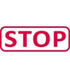 "Tampon TRODAT- X printy - encrage automatique ""stop"""