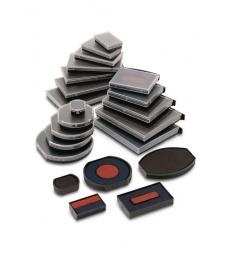 Boîte de 10 recharges de cassettes pré-encrées COLOP 6/C10A  - noir