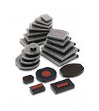 Boîte de 10 recharges de cassettes pré-encrées COLOP 6/CM26A - noir