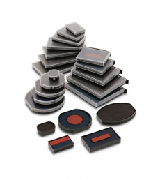 Boîte de 10 recharges de cassettes pré-encrées COLOP 6/C55A - noir