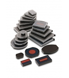 Boîte de 10 recharges de cassettes pré-encrées COLOP 6/CR40A - noir