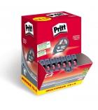 Box de 12 correcteurs + 4 gratuits PRITT - rechargeable - 4,2 mm x 14 m