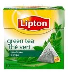 Boîte de 30 sachets pyramides LIPTON - thé vert