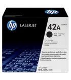 Cartouche d'impression laser noir HP 10000 pages - Q5942A - 42A