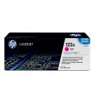 Cartouche d'impression laser couleur magenta HP 4000 pages - Q3963A - 122A