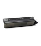 Cartouche d'impression laser couleur noir OKI 5000 pages - 42127408