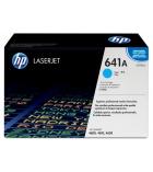 Cartouche d'impression laser couleur cyan HP 8000 pages - C9721A - 641A