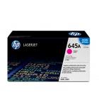 Cartouche d'impression laser couleur magenta HP 12000 pages - C9733A - 645A