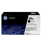 Cartouche d'impression laser noir HP 10000 pages  - C4129X - 29X