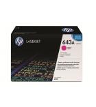 Cartouche d'impression laser couleur magenta HP 10000 pages - Q5953A - 643A