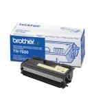 Cartouche d'impression laser noir BROTHER 6500 pages - TN7600