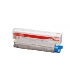 Cartouche d'impression laser couleurr jaune OKI 2500 pages - 43459369