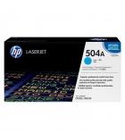Cartouche d'impression laser couleur cyan HP 7000 pages - CE251A - 504A