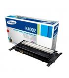 Cartouche d'impression laser couleur noir SAMSUNG 1500 pages - CLT-K4092S