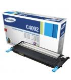 Cartouche d'impression laser couleur cyan SAMSUNG 1000 pages - CLT-C4092S