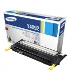Cartouche d'impression laser couleur jaune SAMSUNG 1000 pages - CLT-Y4092S