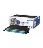 Cartouche d'impression laser couleur cyan SAMSUNG 2000 pages - CLP-C660A