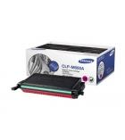 Cartouche d'impression laser couleur magenta SAMSUNG 2000 pages - CLP-M660A