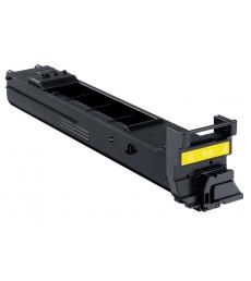 Cartouche d'impression laser couleur jaune KONICA MINOLTA 4650 pages - AODK251