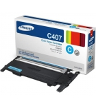 Cartouche d'impression laser couleur cyan SAMSUNG 1000 pages - CLT-C4072S
