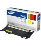 Cartouche d'impression laser couleur jaune SAMSUNG 1000 pages - CLT-Y4072S