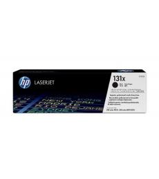 Cartouche d'impression laser couleur noir HP 2400 pages - CF210X - 131X