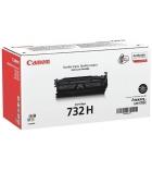 Cartouche d'impression laser couleur noir CANON  12000 pages - CRG-732H