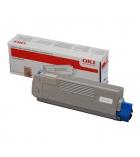 Cartouche d'impression laser couleur cyan OKI 6000 pages - 44315307