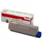 Cartouche d'impression laser couleur magenta OKI 6000 pages - 44315306