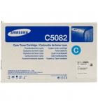 Cartouche d'impression laser couleur cyan SAMSUNG  4000 pages - CLT-C5082L