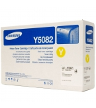 Cartouche d'impression laser couleur jaune SAMSUNG  4000 pages - CLT-Y5082L
