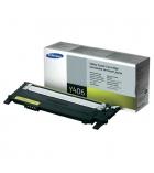 Cartouche d'impression laser couleur jaune SAMSUNG 1000 pages - CLT-Y406S