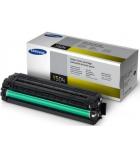 Cartouche d'impression laser couleur jaune SAMSUNG  1800 pages - CLT-Y504S