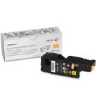 Cartouche d'impression laser couleur jaune XEROX 1000 pages - 106R01629