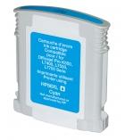 Cartouche d'impression jet d'encre cyan compatible recyclée pour HP 1210 pages - 88XL C
