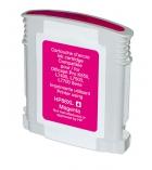 Cartouche d'impression jet d'encre magenta compatible recyclée pour HP 1210 pages - 88XL M
