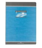 Cahier brochure CONQUERANT 192 pages - 24 x 32 cm - 5 x 5