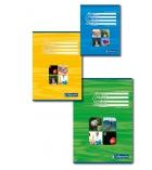 Cahier de travaux pratiques piqûre CALLIGRAPHE 17 x 22 cm - 48 pages séyès 48 pages unies
