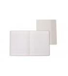 Protège-carnet Open line 15/100 - PVC incolore - 14,8 x 21 cm