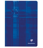 Cahier piqûre - CLAIREFONTAINE - 63161 - 96 pages - 21 x 29,7 cm - séyès