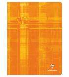 Cahier piqûre CLAIREFONTAINE 3311 - 48 pages - 24 x 32 cm - séyès